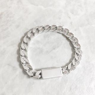 Gucci - 正規品 グッチ ブレスレット キヘイ チェーン シルバー  SV925 喜平 銀