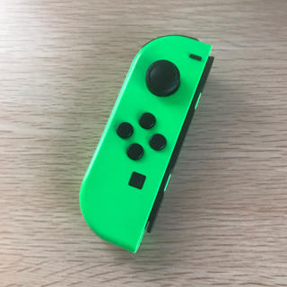 Nintendo Switch - Nintendo switch ジョイコン (L) ネオングリーン