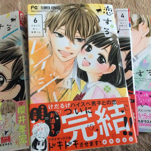 恋するレイジー  エンタメ/ホビーの漫画(少女漫画)の商品写真
