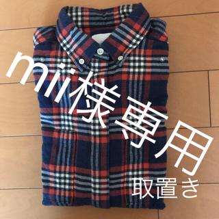 Mila Owen - ミラオーウェンのネルシャツ