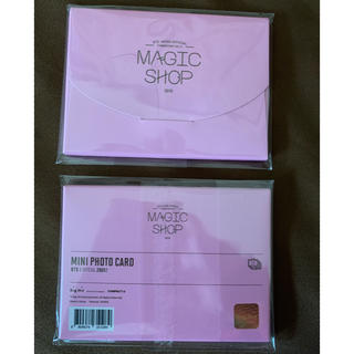 防弾少年団(BTS) - BTS magic shop トレカ