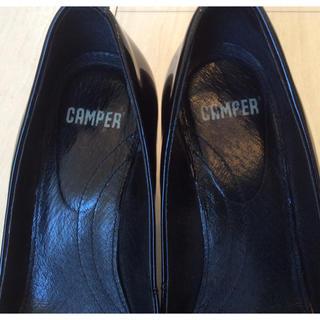 カンペール(CAMPER)のCAMPER  カンペール  パンプス  ハイヒール エナメル(ハイヒール/パンプス)