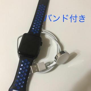 アップルウォッチ(Apple Watch)のApple Watch 初代 ステンレス 42mm(腕時計(デジタル))