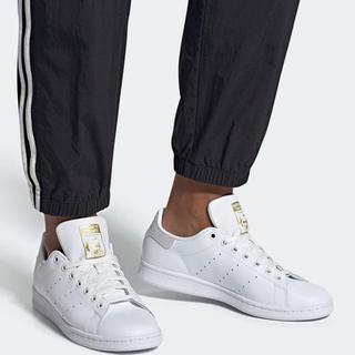アディダス(adidas)のadidas スタンスミス 26.0 ホワイト ゴールド(スニーカー)