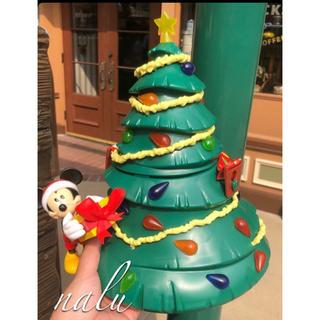 Disney - 香港ディズニー♡新作✨ミッキークリスマスツリーポップコーンバケット