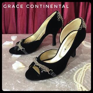 GRACE CONTINENTAL - 【GRACE CONTINENTAL】グレースコンチネンタル レディース ヒール