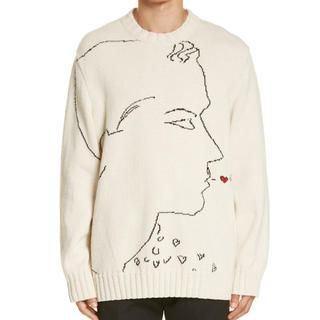 カルバンクライン(Calvin Klein)の新品 定価122040円 ラフシモンズによる CALVIN KLEIN ニット(ニット/セーター)
