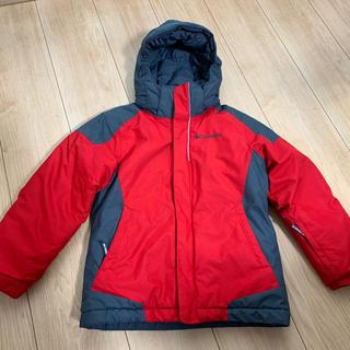 コロンビア(Columbia)のコロンビア スノージャケット 冬ジャケット サイズ110c相当 スキージャケット(ジャケット/上着)