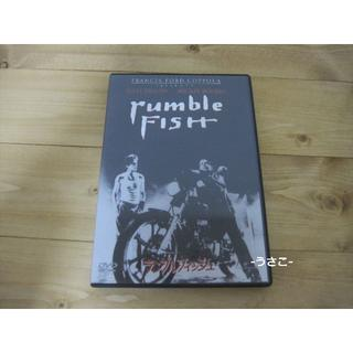 ランブルフィッシュ DVD rumble fish 映画(外国映画)