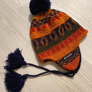 Columbia - 美品 Columbia コロンビア ニット帽  使用回数少なくきれいです。