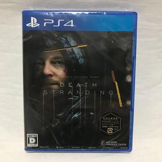 PlayStation4 - 新品PS4ソフト「DEATH STRANDING(デス・ストランディング)」
