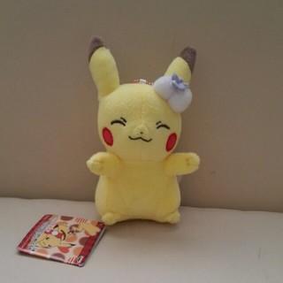 ポケモン(ポケモン)のGirlish Pikacho☆ピカチュウ(キーホルダー/ストラップ)