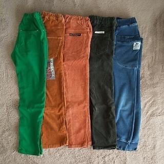 F.O.KIDS - 130cm 男の子 パンツ ブランド色々 まとめ売り コーデュロイなど5本セット