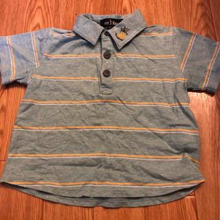 イーストボーイ(EASTBOY)の90cm 半袖ポロシャツ(Tシャツ/カットソー)