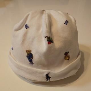 Ralph Lauren - RALPH LAUREN ベビー 帽子