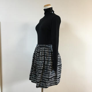 スコットクラブ(SCOT CLUB)の美品Grand Table ツイートフレアスカート(ミニスカート)