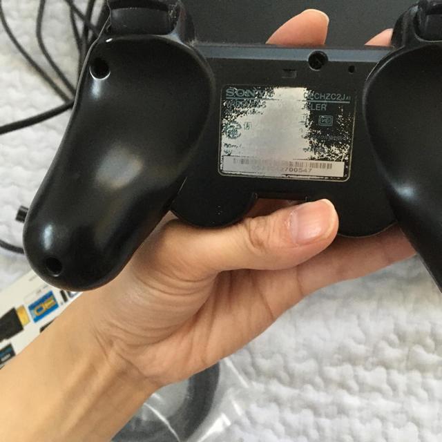 PlayStation3(プレイステーション3)のプレステ3 エンタメ/ホビーのゲームソフト/ゲーム機本体(家庭用ゲーム機本体)の商品写真