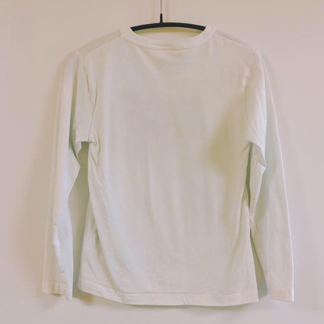 petit main(プティマイン)のpetit main(プティマイン)/ロンT/長袖/130cm キッズ/ベビー/マタニティのキッズ服 女の子用(90cm~)(Tシャツ/カットソー)の商品写真