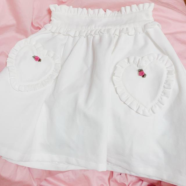 Ank Rouge(アンクルージュ)のアンクルージュ スカート レディースのスカート(ミニスカート)の商品写真