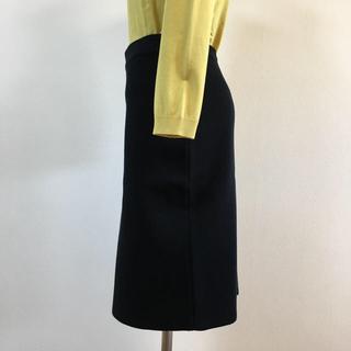 スコットクラブ(SCOT CLUB)の専用になります。petirobe  ハイゲージニットタイトスカート(ひざ丈スカート)