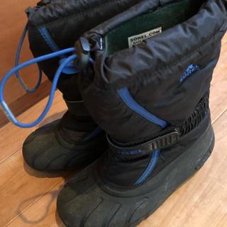 ソレル(SOREL)のソレル  ジュニアブーツ   21センチ(ブーツ)