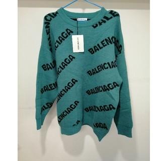 バレンシアガ(Balenciaga)のBALENCIAGA バレンシアガ セーター ニット(ニット/セーター)