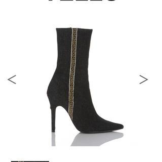 イエローブーツ(Yellow boots)のyello デニム ブーツ(ブーツ)