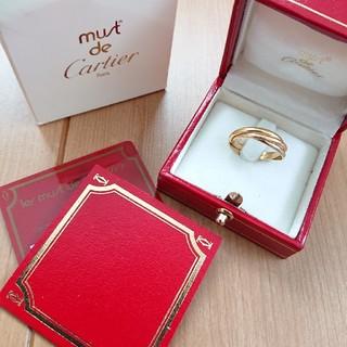 カルティエ(Cartier)のカルティエリング 13号(リング(指輪))