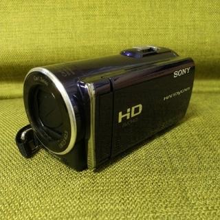 SONY - ビデオカメラ ソニー ハンディカム HDR-CX170