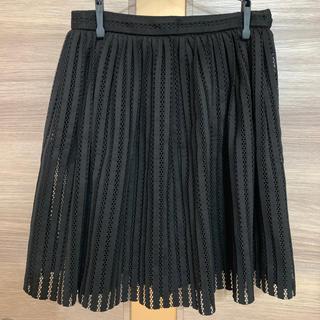 リリディア(Lilidia)のリリディア スカート 黒(ミニスカート)