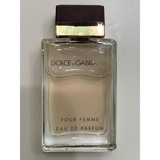 DOLCE&GABBANA - ドルチェアンドガッパーナ プールフェム オードパルファム 香水