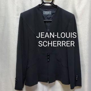 ジャンルイシェレル(Jean-Louis Scherrer)のJEAN-LOUIS SCHERRER ジャンルイシェレル フォーマルジャケット(ノーカラージャケット)
