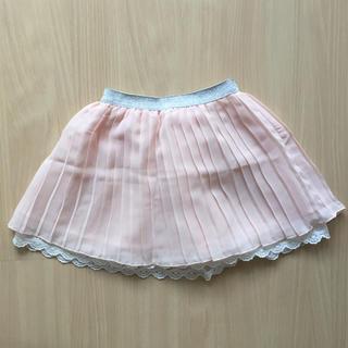 ニシマツヤ(西松屋)の【プリーツスカート】110(スカート)