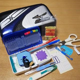 ミズノ(MIZUNO)の美品。男の子裁縫道具セット(日用品/生活雑貨)