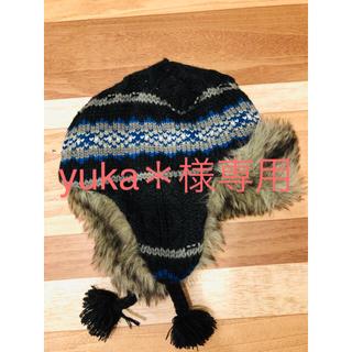 ギャップ(GAP)の赤ちゃん 帽子 冬用 GAP(帽子)