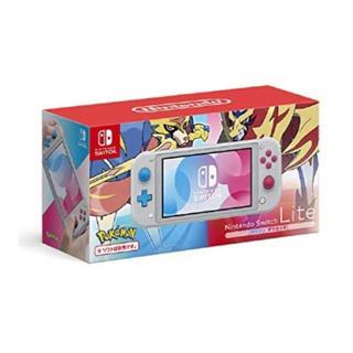 Nintendo Switch - Switch Lite ザシアン・ザマゼンタ(任天堂スイッチライト)ポケモン