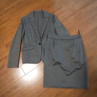 ユナイテッドアローズ(UNITED ARROWS)のUNITED ARROWS グレーセットアップ 38(スーツ)