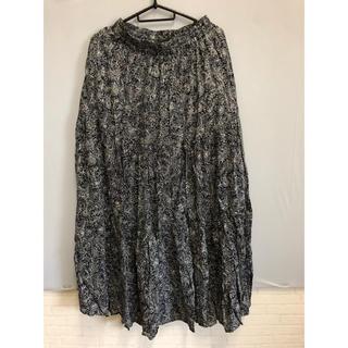 アングリッド(Ungrid)の・13 新品 アングリッド ロングスカート(ロングスカート)