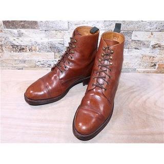コールハーン(Cole Haan)のコールハーン アンクルブーツ 茶 2828,5cm(ブーツ)
