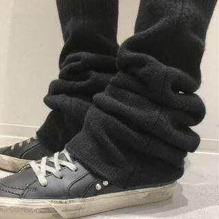 L'Appartement DEUXIEME CLASSE - L'Appartement LEG WARMER◆ブラック