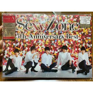 Sexy Zone - Sexy Zone 5th Anniversary Best 初回限定盤A
