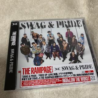 ザランページ(THE RAMPAGE)のSWAG & PRIDE(ポップス/ロック(邦楽))
