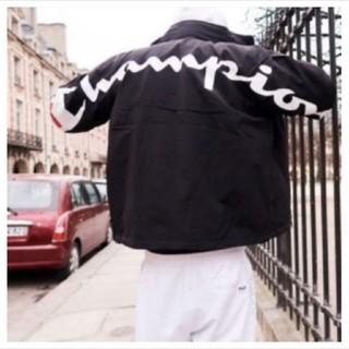 Supreme - Supreme Champion Track Jacket Black 黒 S