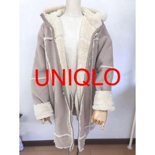 ユニクロ(UNIQLO)のUNIQLO❤ムートンコート🌟(ムートンコート)