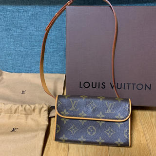 LOUIS VUITTON - ルイヴィトン ウエストポーチ 正規品 箱付き