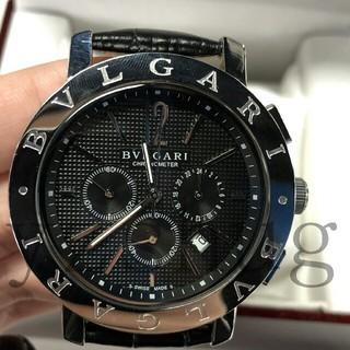 BVLGARI - ブルガリ 時計 メンズ BVLGARI ブルガリ38mm 腕時計 BB38BSL