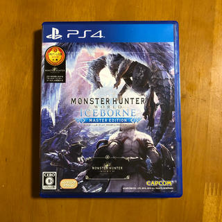 PlayStation4 - PS4 MONSTER HUNTER WORLD ICEBORNE