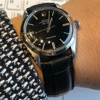 ロレックス(ROLEX)のロレックス★エアキング★手巻き(腕時計(アナログ))