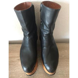 ヴィヴィアンウエストウッド(Vivienne Westwood)のヴィヴィアンウエストウッド ロッキンホース ブーツ 黒 UK4 (ブーツ)