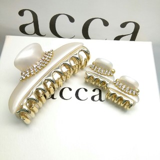 acca - acca クリップセット